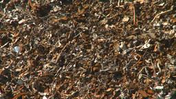 HD2008-9-3-36 metal recycler Stock Video Footage