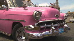 HD2009-4-3-26 Havana traffic Footage