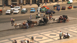 HD2009-4-3-38 Havana traffic Footage