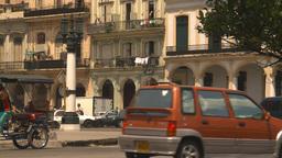 HD2009-4-3-46 Havana traffic Stock Video Footage