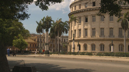 HD2009-4-3-48 Havana traffic Stock Video Footage