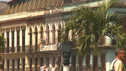 HD2009-4-3-50 Havana apts Stock Video Footage