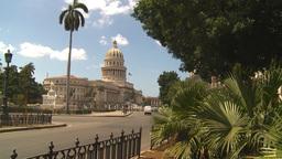 HD2009-4-3-58 Havana capitol Footage