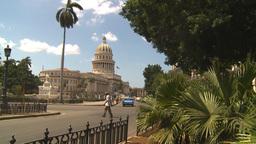 HD2009-4-3-58 Havana capitol Stock Video Footage