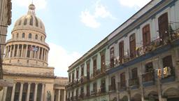 HD2009-4-3-66 Havana capitol Stock Video Footage