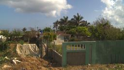 HD2009-4-4-3 Cuba village Footage
