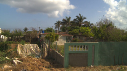 HD2009-4-4-3 Cuba village Stock Video Footage