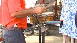 HD2009-4-4-5 Cuba music band Stock Video Footage