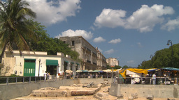 HD2009-4-4-9 havana market Footage