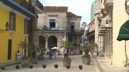 HD2009-4-4-11 Havana street view Stock Video Footage