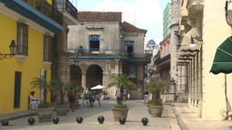 HD2009-4-4-11 Havana street view Footage