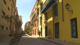 HD2009-4-4-15 Havana street Stock Video Footage
