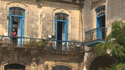 HD2009-4-4-23 Havana apts Stock Video Footage