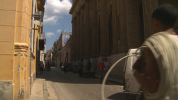 HD2009-4-4-35 Havana street Stock Video Footage