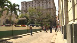HD2009-4-4-39 Havana street Stock Video Footage