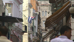 HD2009-4-4-47 Havana street Stock Video Footage