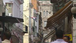 HD2009-4-4-47 Havana street Stock Video Footage