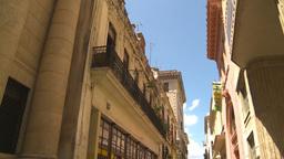 HD2009-4-4-51 Havana street Stock Video Footage