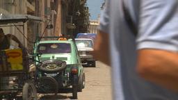 HD2009-4-4-53 Havana street Stock Video Footage