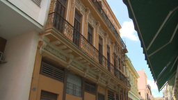 HD2009-4-4-63 Havana apts Stock Video Footage