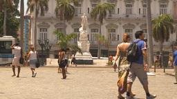 HD2009-4-4-75 Havana street Footage