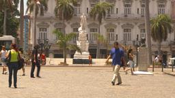HD2009-4-4-75 Havana street Stock Video Footage