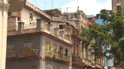 HD2009-4-4-79 Havana apts Stock Video Footage