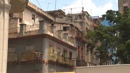 HD2009-4-4-81 Havana apts Stock Video Footage