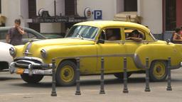 HD2009-4-4-85 Havana traffic Stock Video Footage
