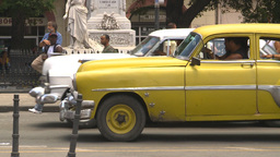 HD2009-4-4-85 Havana traffic Stock Video Footage