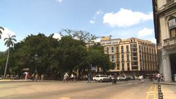 HD2009-4-4-87 Havana traffic Stock Video Footage