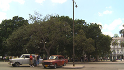 HD2009-4-4-91 Havana traffic Stock Video Footage