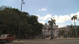 HD2009-4-4-91 Havana traffic Stock Video Footage