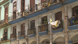 HD2009-4-5-1 Havana Apts Stock Video Footage
