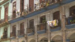 HD2009-4-5-1 Havana Apts Stock Video Footage