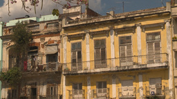 HD2009-4-5-13 Havana neighborhood Stock Video Footage