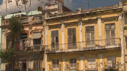 HD2009-4-5-13 Havana neighborhood Stock Video Footage
