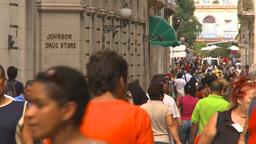 HD2009-4-5-17 Havana street Footage