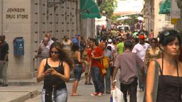 HD2009-4-5-19 Havana street Footage