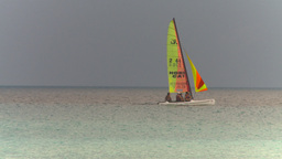 HD2009-4-6-1 Cuba beach Stock Video Footage