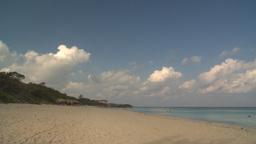 HD2009-4-6-3 Cuba beach Stock Video Footage