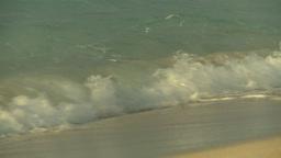 HD2009-4-6-40 Cuba beach sunset Stock Video Footage