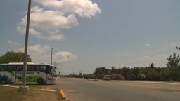 HD2009-4-7-14 Cuba highway Stock Video Footage