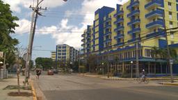 HD2009-4-7-36 Cuba traffic Stock Video Footage