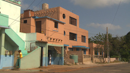 HD2009-4-7-51 Cuba house Stock Video Footage