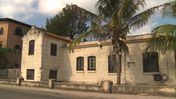 HD2009-4-7-53 Cuba house Stock Video Footage