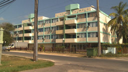 HD2009-4-7-57 Cuba ugly apt Stock Video Footage