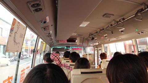 Bus to former british consulate Live Action
