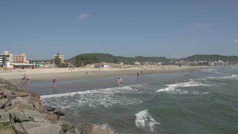 040 Laguna , Beach , coastline , panshot Footage