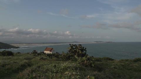 084 Laguna , Santa Marta village , oceanview Footage